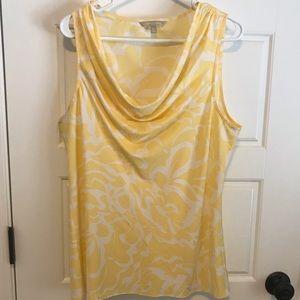 Yellow Banana Tank